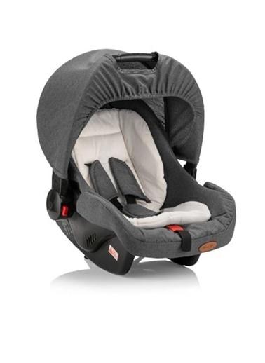 POKY POKY Bebek Taşıma Koltuğu Lüx Pedli Puset Oranj
